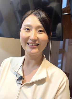 歯科助手 寺西 麻貴