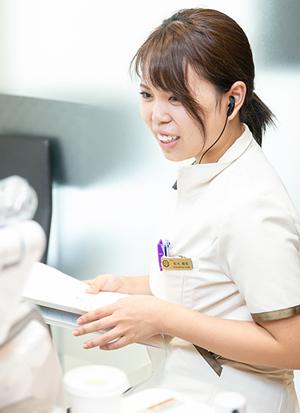 歯科衛生士 松永 優希