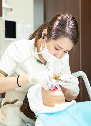 歯科衛生士 山内 莉星