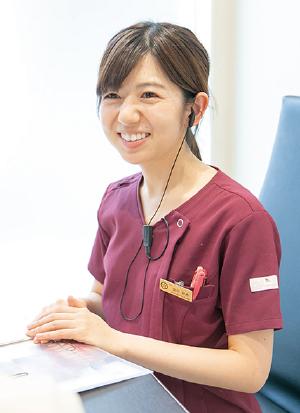 歯科医師 木具彩香